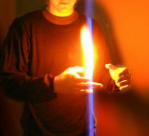 """Magic Tricks /""""A/&B/"""" FINGER FLASH Flasher Fire Trick AWESOME!!"""