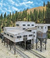 Ho Scale Diamond Coal Corporation Structure Kit - Walthers 933-4046