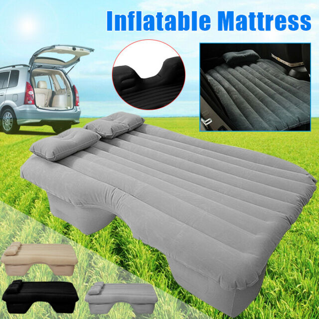 Suv Inflatable Mattress With Air Pump