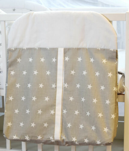DIAPER STACKER NAPPY BAG BABY NURSERY NAPPY STACKER DIAPER BAG//COT//COT BED