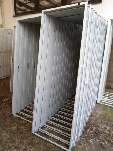 1 Stück Stahlzarge Umfassungszarge,1-tlg. Trockenbau BRM 750//2125//100 mm DIN R