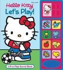 Hello Kitty - Let's Play! by Phoenix International, Inc (Hardback, 2013)