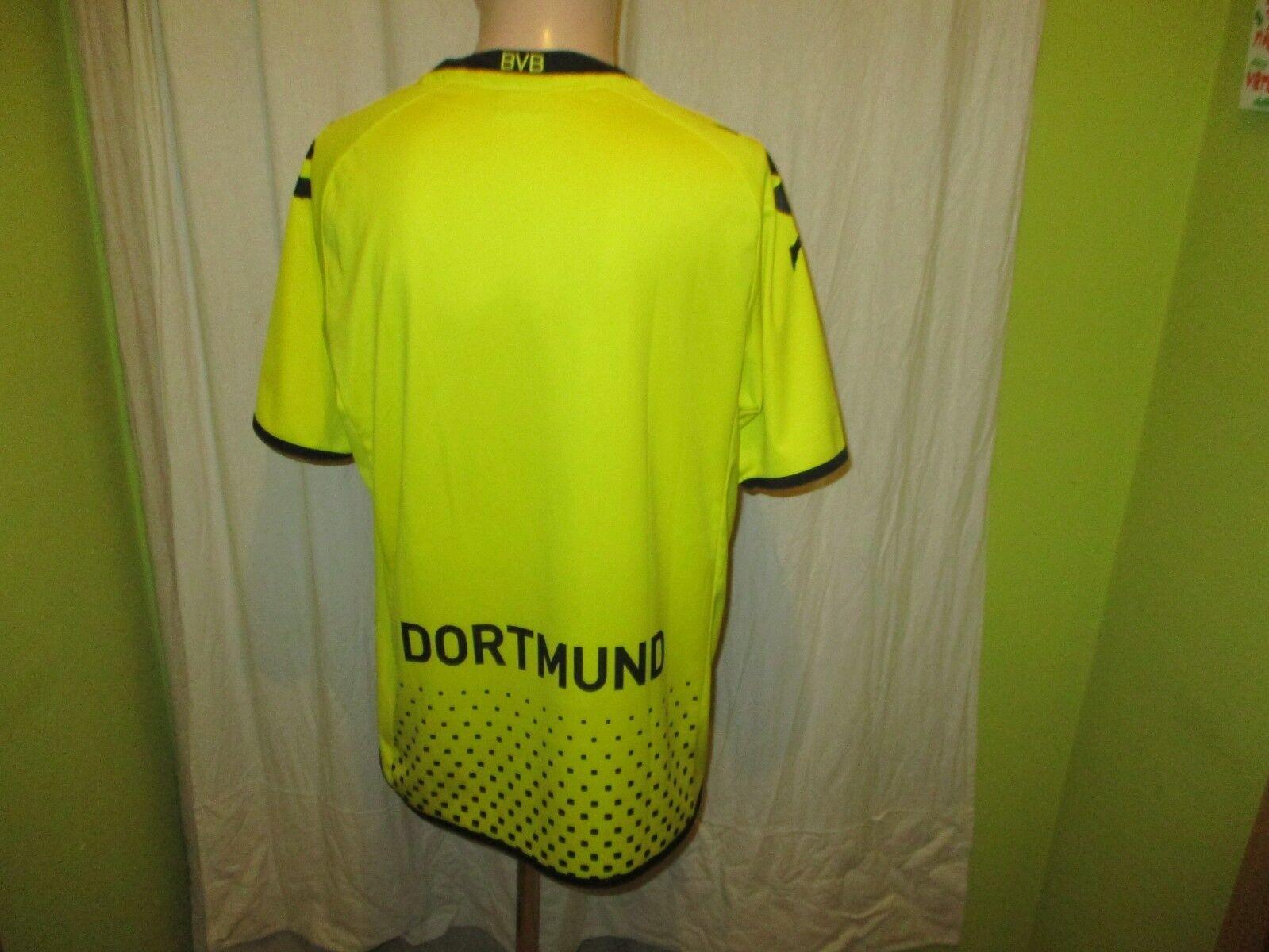 Borussia Dortmund Kappa Deutscher Meister Meister Meister Trikot 2011 12  EVONIK  Gr.L TOP 59b137