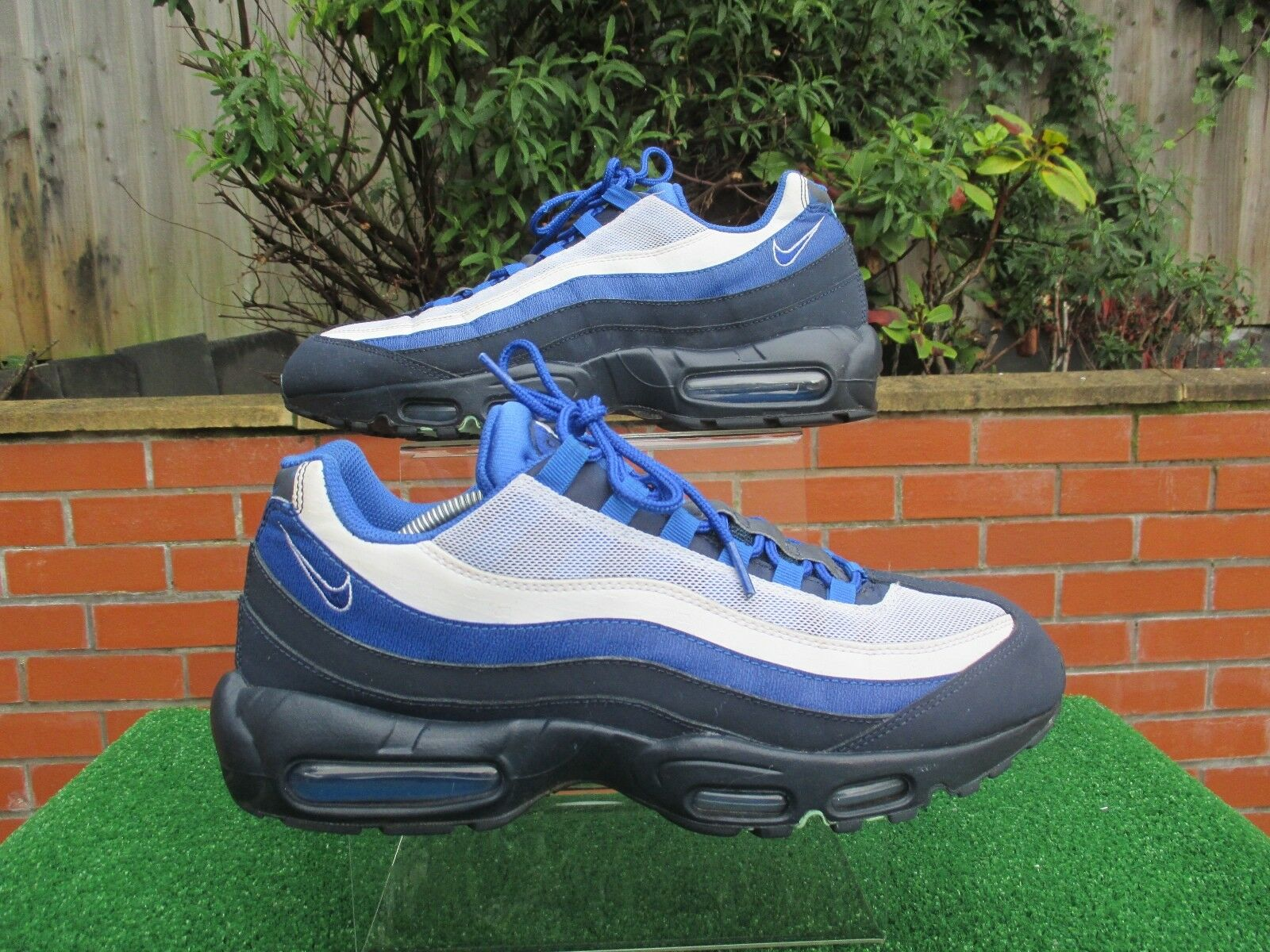 2014 Genuine NIKE EVERTON AIR MAX 95 PRM EVERTON NIKE Derby Pack Baskets Homme Taille 4624d8
