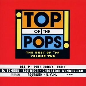 Top-of-the-Pops-Best-of-039-99-Vol-2-Oli-P-Echt-Dj-Tomekk-Lou-Bega-De-2-CD