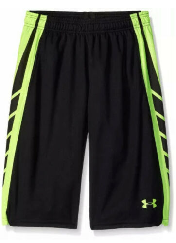 5 Colors Under Armour Boys Select Basketball Shorts