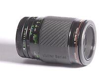 Vivitar Series 1 105mm f/2.5 Macro Telephoto Camera Lens Canon FD SN 22906808