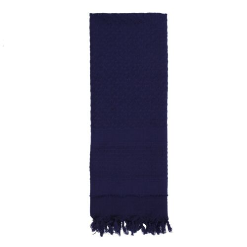 SHEMAGH 100/% Cotton ARAB SCARF KEFFIYEH FASHION SCARF Solid colors All Colors