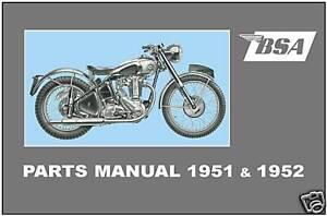 bsa parts manual all d1 c10 c11 b31 b32 b33 b34 m20 m21 m33 a7 a10 rh ebay com BSA Rear Axle BSA M20 Motorcycle