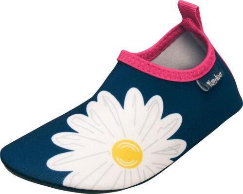 Hausschuhe Slipper Playshoes Badeschuh Margerite UV-Schutz 50