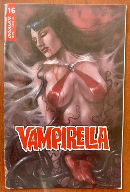 VAMPIRELLA #16 VARIANT A COVER - Dynamite Comics