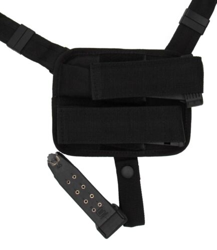 Tactical Shoulder Holster fits H/&K HK 45VP 9//40P30P2000USPMark 23