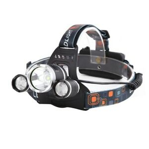 6000LM-XM-L-L2-LED-Rechargeable-Headlamp-3-LED-Lamp-Outdoor-Multi-functional