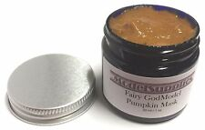 Fairy Godmodel 5 Minute Pumpkin Mask Peel Enzymes Glycolic Acid Masque AHA Alpha