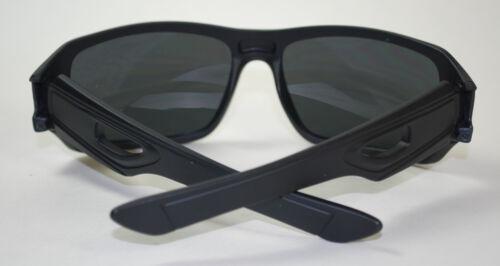 Men/'s Biker Gangster Sunglasses Locs Dark Lens Matte Black Av Uv 400 318D