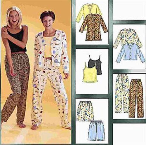 McCalls Pajama Patterns PJs Robes Sleep {Choose} Toddler Boys Girls Men Women