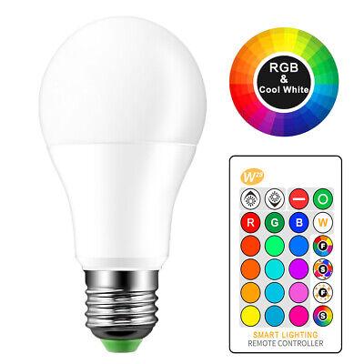 E27 LED Glühbirne Birne mit Bewegungssensor Bewegungsmelder PIR Licht 3//5//7//12W
