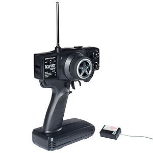 3-Channel-Pistol-Grip-Radio-Controll-3pr-FS-Sport-40-MHz-with-receiver-FUtaba