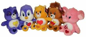 Care-Bears-cuddly-toys-for-kids-22-cm-Lucky-bear-plush-figures-for-children-New