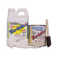 Toon-brite Aluminum Cleaner And Clear Coat Kit Bp1000 on sale