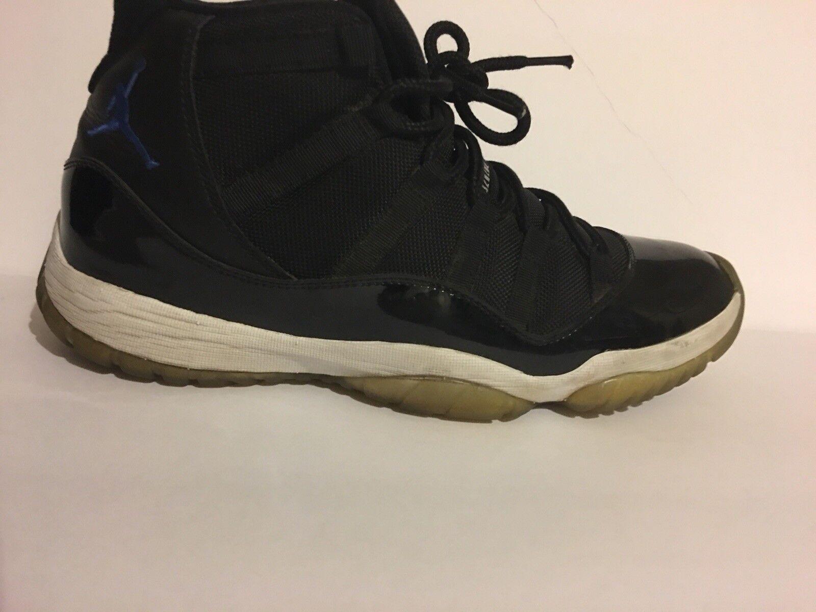 Nike air jordan 11 space jam 2009 pre possedeva dimensioni 11,5 11,5 dimensioni 378037-041 bf15ba