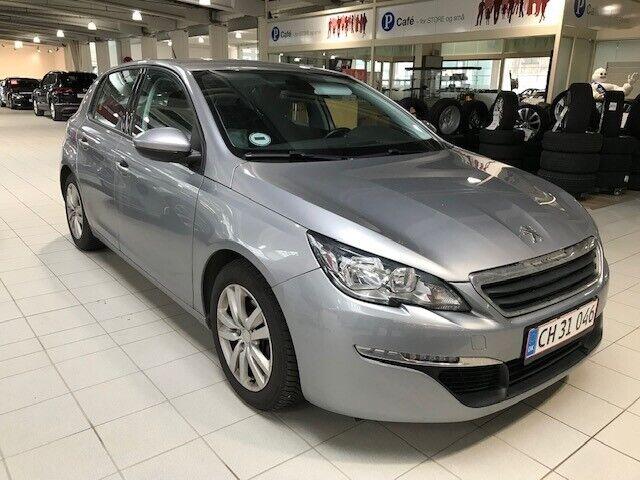 Peugeot 308 Billede 6