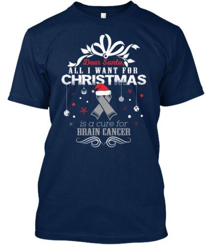 MUST-HAVE spécial Noëlcancer du cerveau-Cher Père Noël Standard Unisexe T-Shirt