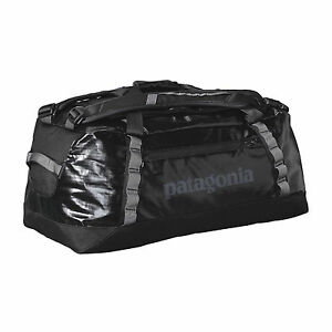 Details About Patagonia Black Hole 55l Duffel Gym Travel Bag Fitz Trout Fish