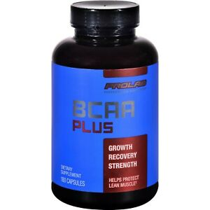 PROLAB-BCAA-PLUS-Growth-RECOVER-Strength-LEAN-MUSCLE-Fast-180-Capsule-Z6