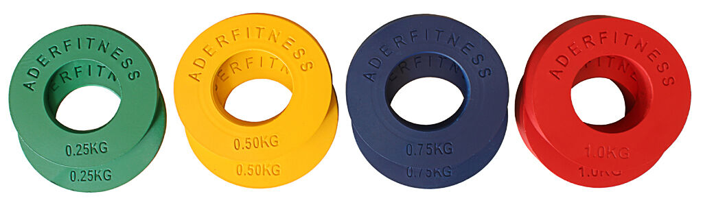 Ader Olympic 2  Fractional Weight Plates 5kg Set