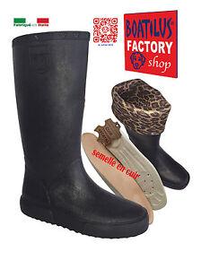 Bottes-de-Pluie-Femme-Boatilus-Woman-Rain-Boots-Stivali-Pioggia-Galosce-Donna