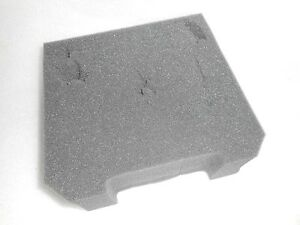 Recycled 10 X10 X3 Thick Foam Pad Gray Great For Packaging Arts And Crafts Ebay