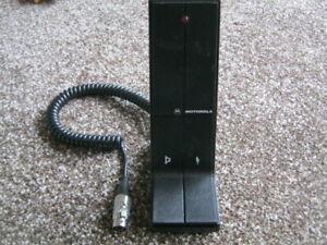 Amateur Radio Microphone Motorola Hmn30008-2009 (ref 17/02/2019)-afficher Le Titre D'origine