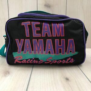 Details About Team Yamaha Racing Sports Lunch Bag Lightweight Cooler Retro