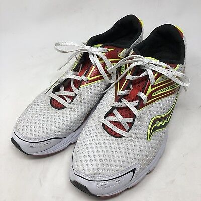 SAUCONY RUNNING SHOES Type A3 Men's size 13 RedWhite