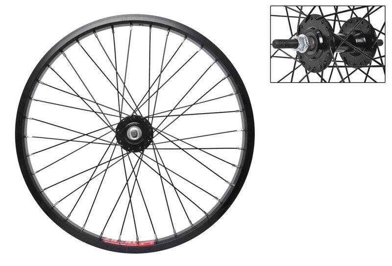 Wheel Front 20X1.75 Wei Zac30 Bk 36 Aly Bo 3  8 Bk 14Gbk  sale online