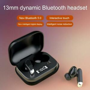 Wireless-Bluetooth-5-0-Headphones-TWS-Mini-Earbuds-Waterproof-Headset