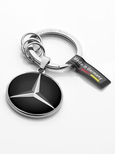 Los Angeles B66955005 OEM Mercedes Benz Genuine key chain ring
