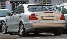 Mercedes E-Klasse W211 Facelift Dachspoiler Dachflügel Spoiler tuning-rs.eu