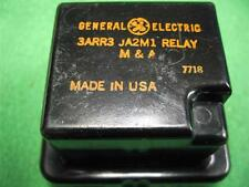 Mars General Electric Ge 16001 3arr3 Ja2m1 Potential Relay 3arr3ja62m1 Usa Made