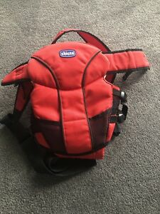 Details About Chicco Baby Carrier Red Colour