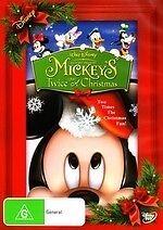 Mickey-039-s-Twice-Upon-a-Christmas-NEW-DVD-Region-4-Australia