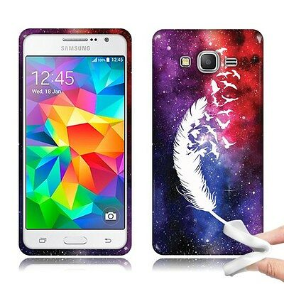 For Samsung Galaxy Grand Prime G530 TPU Silicone Rubber Gel Cover Phone Case