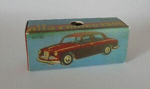 Repro box Mercury art.33 Alfa Romeo prototipo