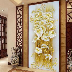 DIY-5D-Diamond-Embroidery-Painting-Lily-Flower-Mosaic-Cross-Stitch-Craft-Kit-Fad