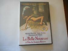La Belle Noiseuse DVD BRAND NEW SEALED RARE OOP