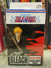 Bleach Official Anime & Manga Playing Cards