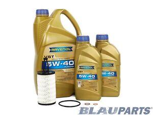 Details About Mercedes Benz C300 Motor Oil Change Kit 2013 14 3 5l Gas 5w40 276 Filter