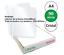 Fundas MULTITALADRO para documentos DIN A4 y Folio.Calidad Premium CRISTAL