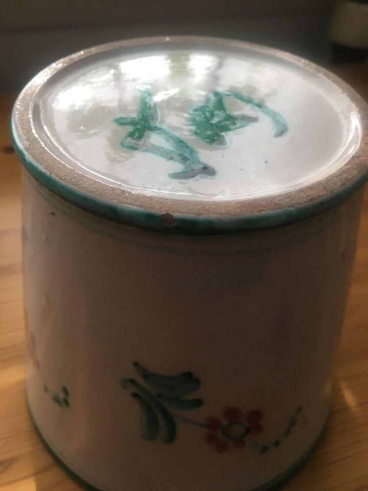 Keramik, Urtepotteskjuler, Axel Brüel